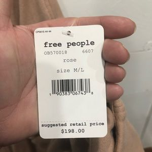 Free People Jackets & Coats - Free People jacket